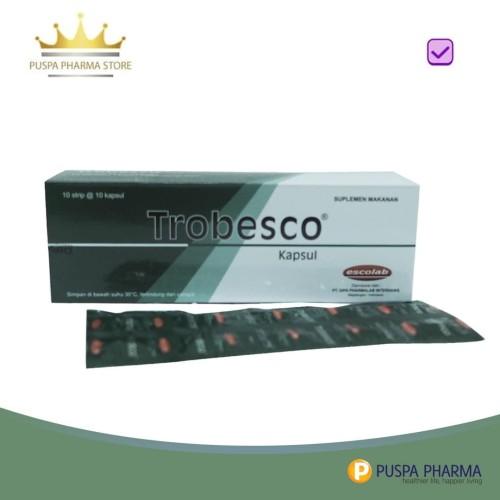 Foto Produk Trobesco - Membantu memelihara kesehatan tubuh dari Puspa Pharma Store