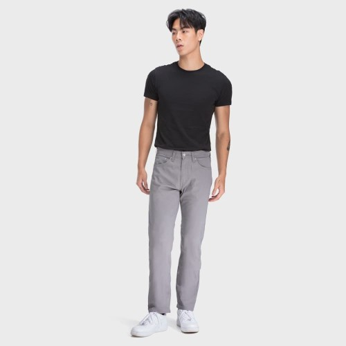 Foto Produk Levi's 505 Regular Steel Grey Repreve Cool Wt G (00505-1877) - 33 dari Levi's Official