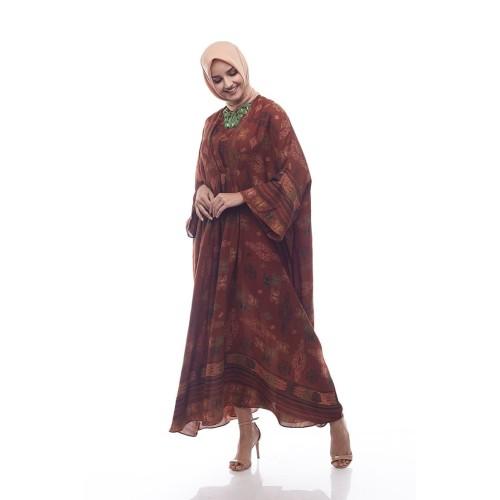 Foto Produk Mandalika by Aisaa - Kaftan - Teracota dari Aisaa Official