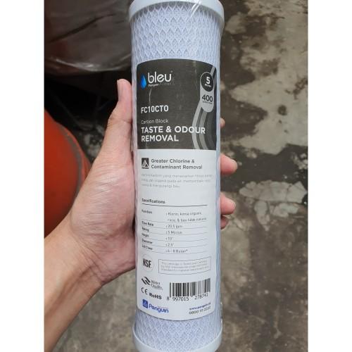 Foto Produk Penguin Filter Air Refill Carbon Block Cartridge CTO 10 / FC10CTO dari Toko Material