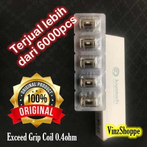 Foto Produk Original Joyetech Exceed Grip Coil 0.4ohm dari VinzShoppe