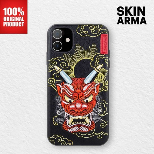 """Foto Produk Skinarma - Casing Iphone 11 6.1"""" - Yokai - Akki Red dari PlayWorks Official Store"""