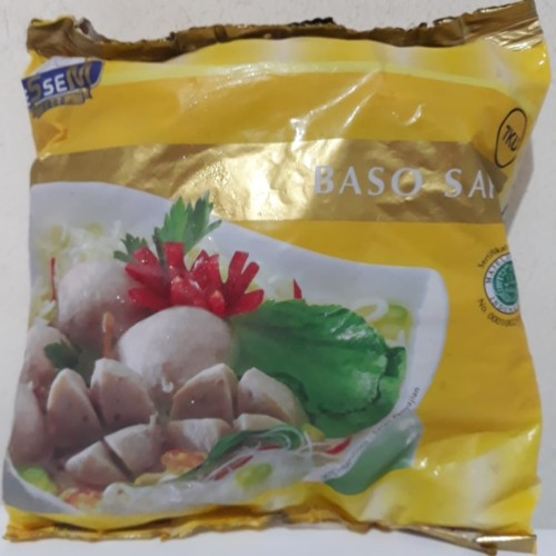 Foto Produk Essem Baso Sapi Kuning Super 50 butir dari wf789