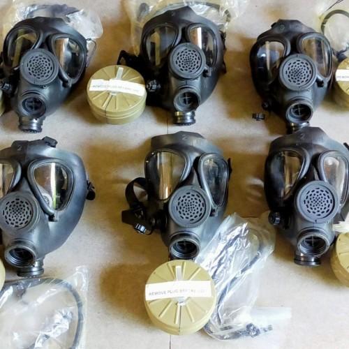 Foto Produk Masker Gas Militer dari MILZONE