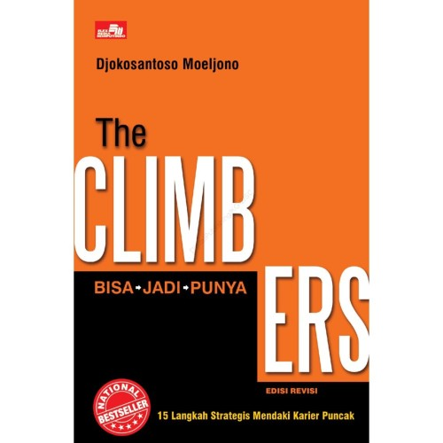 Foto Produk The Climbers: 15 Langkah Strategis Mendaki Karier Puncak (Ed. Revisi) dari Toko Kutu Buku