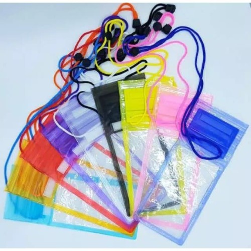 Foto Produk Waterproof Case - Sarung Hp Anti Air Ukuran Large dari PINZY Official Store