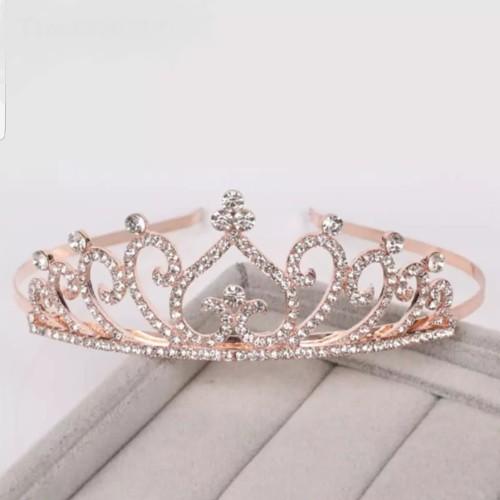 Foto Produk Mahkota Tiara Princess Pesta Anak Aksesoris Rambut Crown Pesta C19 dari Star Gallery