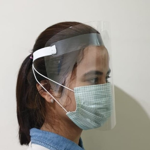Foto Produk Face Mask shield . alat apd .tutup muka. dari M3lshops
