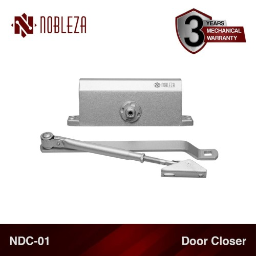 Foto Produk NOBLEZA NDC-01 Door Closer Penutup Pintu Otomatis Hold Open dari Nobleza Hardware