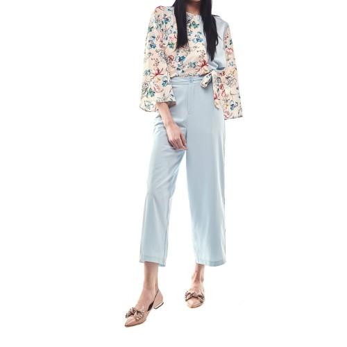 Foto Produk Seroja by Aisaa - Long Pants with Side Printed - L dari Aisaa Official
