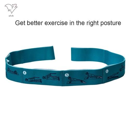 Foto Produk Strap Elastis untuk Yoga / Fitness / Olahraga dari Fixbeli