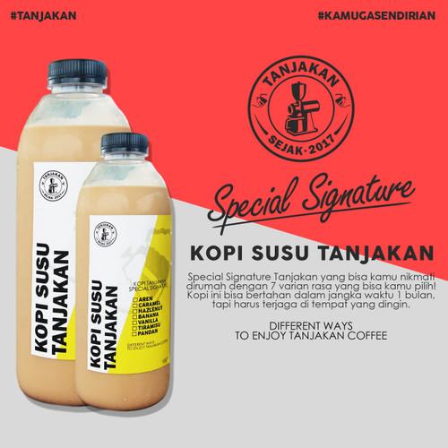 Foto Produk Special Signature Kopi Susu Tanjakan 1000ml - Pandan dari TANJAKAN OFFCIAL STORE