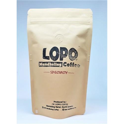 Foto Produk Kopi LOPO Mandheling Terbaik Asli Mandailing Arabika dari LOPO Mandheling Coffee