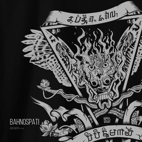 Foto Produk Kaos Bahnoo - Bahnospati - Hitam, L dari bahnoo