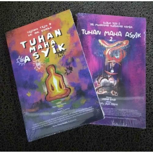 Foto Produk Paket Buku Tuhan Maha Asyik Jilid 1 dan 2 - Sujiwo Tejo dan Mn Kamba dari CendoleBook