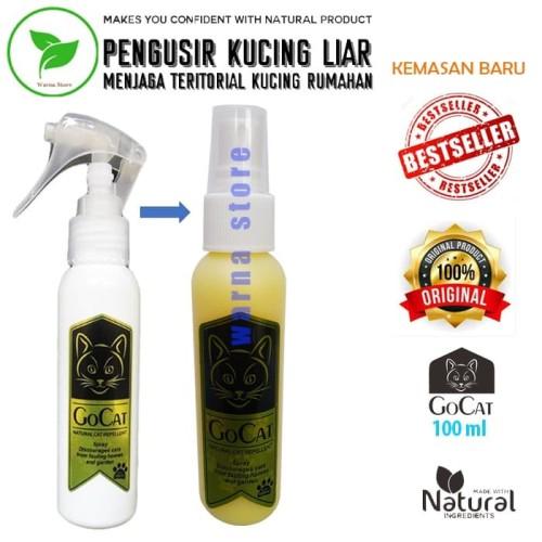Foto Produk Pengusir Kucing Spray, Cat Repellent, Murah dari Warna.Store