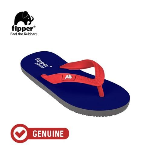 Foto Produk Fipper Junior / Sandal Jepit Anak / Blue - Grey - Red - 35 dari Fipper Indonesia