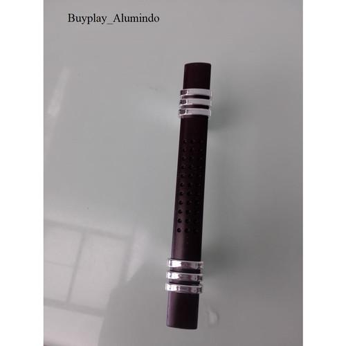 Foto Produk Handle Tarikan Lemari - Jendela - Bintik PD 96 - Cokelat dari buyplay_Alumindo