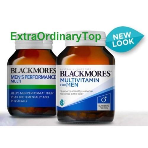 Foto Produk Blackmores MultiVitamin for Men dari ExtraOrdinaryTop