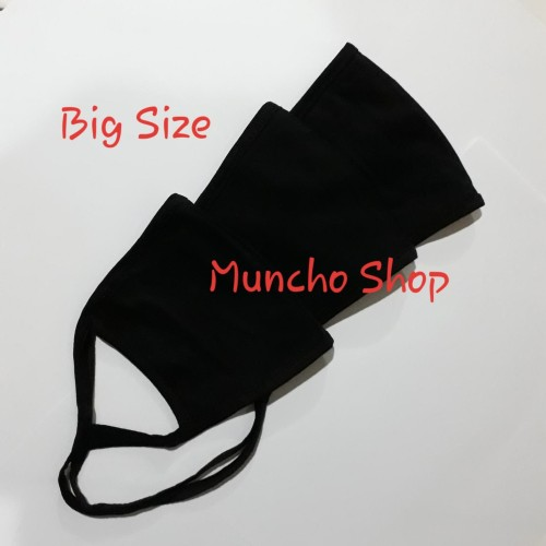 Foto Produk Masker Kain Jumbo dari Muncho Shop