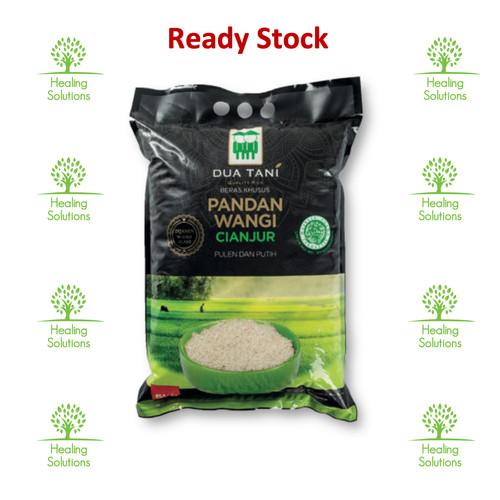 Foto Produk Beras Pandan Wangi Cianjur 5 Kg HALAL - Dua Tani - High Grade dari Healing Solutions