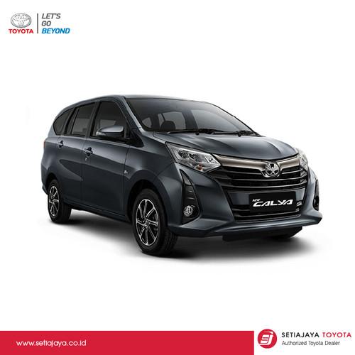 Foto Produk New Calya 1.2 G M/T - Grey Metallic dari Setiajaya Toyota