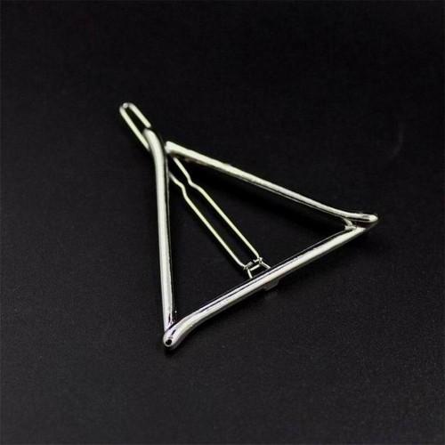 Foto Produk untuk Pesta Klip Rambut Bentuk Geometri Bahan Metal Alloy dari ALTHA GO SHOP