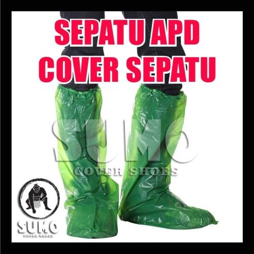 Foto Produk SENSI SHOE COVER / COVER SHOES / COVER SEPATU / PELINDUNG SEPATU / APD dari xco