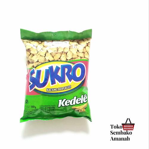 Foto Produk kacang Sukro 130gr. 3 varian - KEDELE dari Sembako Amanah20