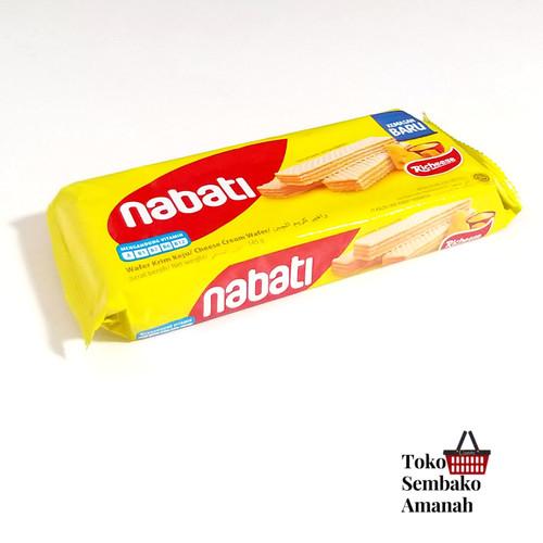 Foto Produk Nabati wafer keju Richeese 145gr dari Sembako Amanah20