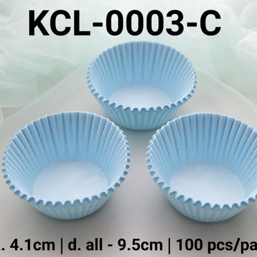 Foto Produk KCL-0003-C Kertas cupcake DIVA cupcake case ukuran sedang warna dari Yamama Baking