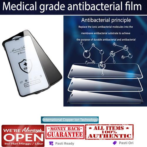 Foto Produk iPhone 11 Pro Max / 11 Pro / 11 Tempered Glass ANTIBACTERIAL Antigores - iPhone 11ProMax dari Spigen Indonesia