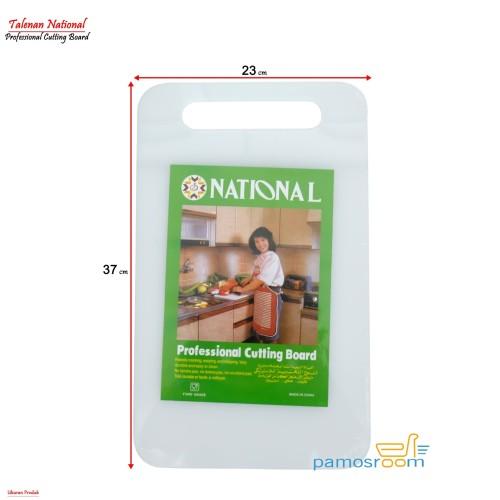 Foto Produk Pamosroom Talenan Plastik Besar 37cm x 23cm Tebal 5 mm Alas Pemotong dari Pamosroom Living