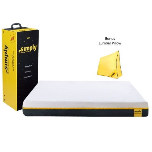 Foto Produk Simply Bed Kasur (100x200) - FREE DELIVERY* dari Simply Bed Official