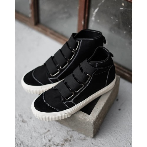 Foto Produk SEPATU BOOT PRIA TRAGEN MARX BLACK   TOTOSURYO x TRAGEN FOOTWEAR dari Toto_Suryo