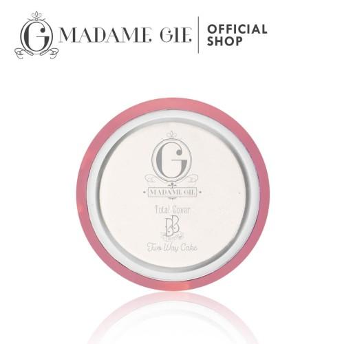 Foto Produk Madame Gie Total Cover BB Two Way Cake - Bedak Padat - BedakPadat Tiga dari Madame Gie Official