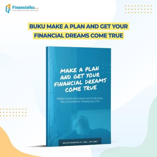 Foto Produk Buku Finansialku | Make A Plan And get Your Financial Dreams Come True dari Finansialku