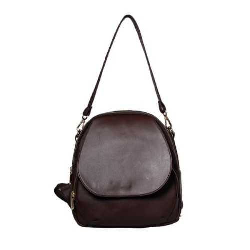 Foto Produk Ceviro Berry Trendy Backpack Brown dari Ceviro Bags Indonesia
