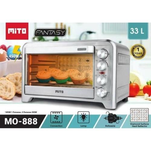 Foto Produk oven mito mo 888 fantasy 33lt dari FAFILA