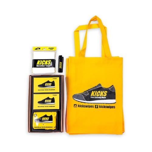 Foto Produk Kicks Special Package - Cleaning Wipes dari KICKS Official