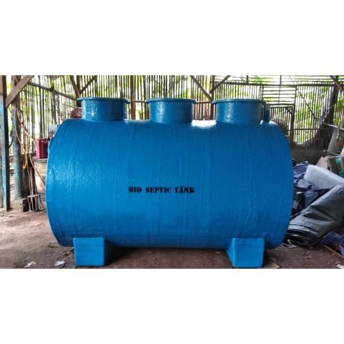 Foto Produk Bio Septic Tank Fiberglass dari Cipta Produk Fiber