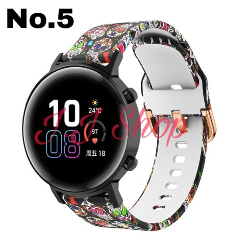 Foto Produk Strap Fashion Style Huawei Watch GT 2 42mm Honor Magic Watch 2 42mm dari Logam Mulia Termurah