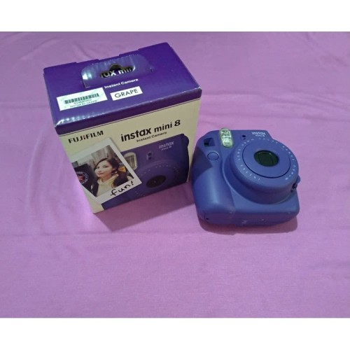 Foto Produk Fujifilm Instax Mini 8 - Garansi Resmi Fujifilm Indonesia dari NSHP_Shop