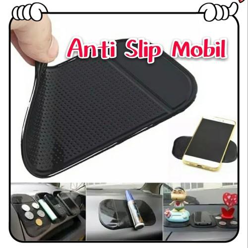 Foto Produk Car Anti Slip Antislip Mat LENGKET Sticky Pad Phone Dashboard Mobil dari Tutu Mart
