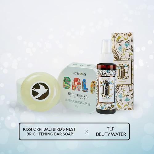 Foto Produk PROMO KISSFORRI Bar Soap + TLF Miracle Water Skincare dari Kissforri Official