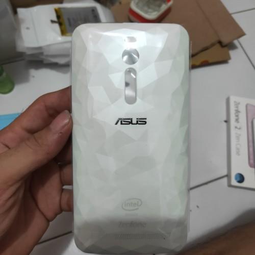 Foto Produk backdoor Asus Zenfone 2 laser 5.5 ze550ml ze551ml z00ad z008d original - Putih dari newstar