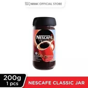 Foto Produk nescafe classic 200gr jar dari Goberheli Shop