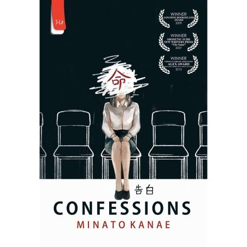 Foto Produk Confessions - Minato Kanae - Haru dari Republik Fiksi