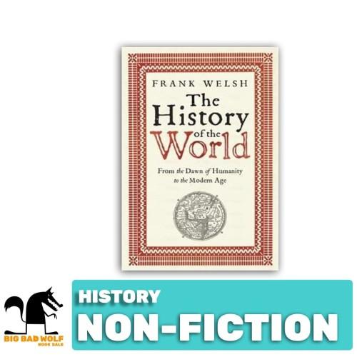 Foto Produk **HISTORY OF THE WORLD dari Big Bad Wolf Books