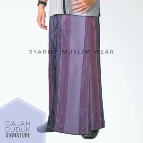 Foto Produk Sarung Gajah Duduk Signature (High Quality) dari Syarief Muslim Wear